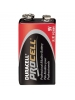 Duracell - Procell PC1604 - Alkaline Battery - 9V Size - 9 Volt - Professional Grade
